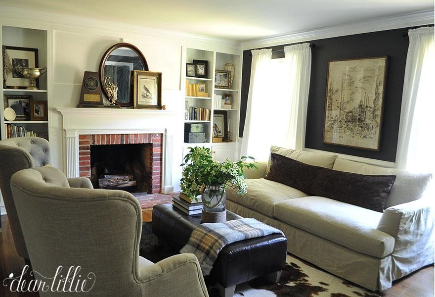 Dear Lillie: Our Arhaus Sofa In Arhaus Slipcovers (Image 11 Of 20)
