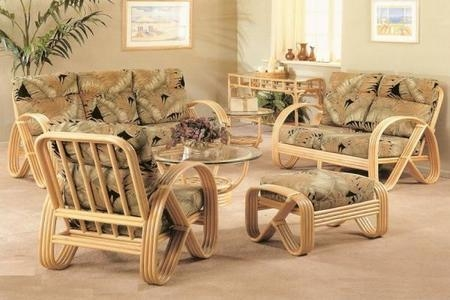 Decorate Your Living Roomdesigner Cane Chair And Cane Table With Regard To Ken Sofa Sets (Image 17 of 20)
