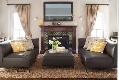 Decorating Ideas For Living Room With Brown Leather Couch With Brown Sofas Decorating (Image 11 of 20)