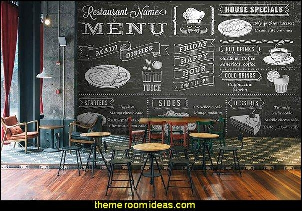 Decorating Theme Bedrooms – Maries Manor: Cafe Kitchen Decorating Inside Coffee Bistro Wall Art (Image 15 of 20)