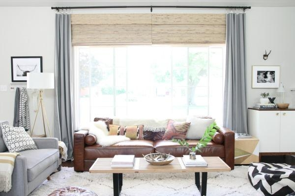 Decorating With A Brown Sofa With Regard To Brown Sofas Decorating (Image 14 of 20)