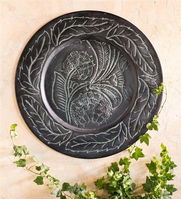 Decorative Metal Disc Wall Art – Shop Decorative Metal Disc With Decorative Metal Disc Wall Art (Image 12 of 20)
