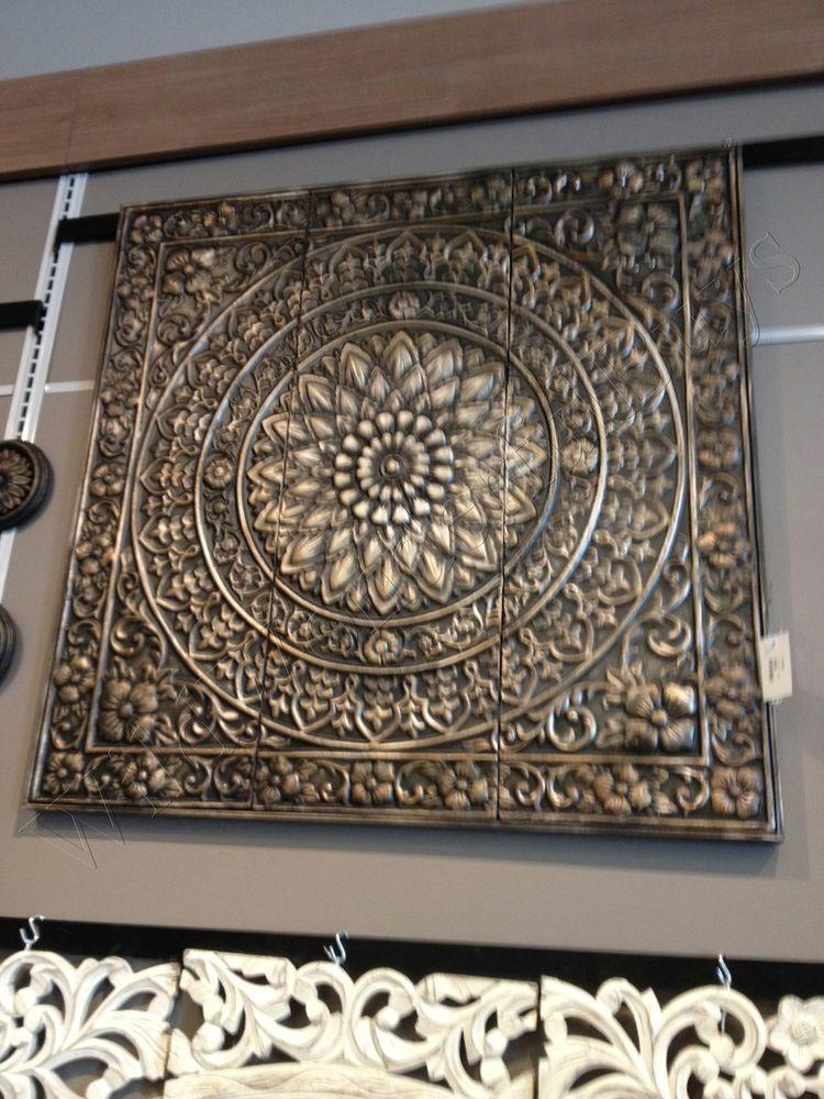 Decorative Metal Stockphotos Decorative Metal Wall Panels – Home Regarding Metal Medallion Wall Art (View 6 of 20)