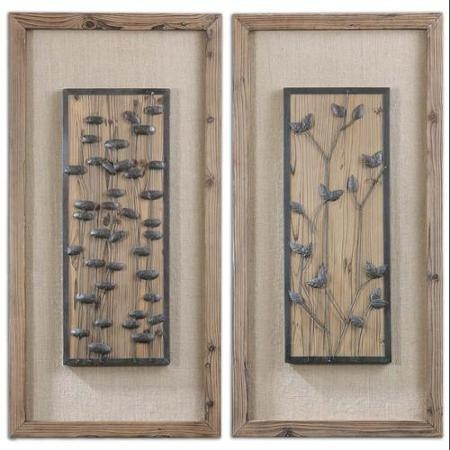 Decorative Metal Wall Art 2 | Roselawnlutheran For Rectangular Metal Wall Art (Image 11 of 20)