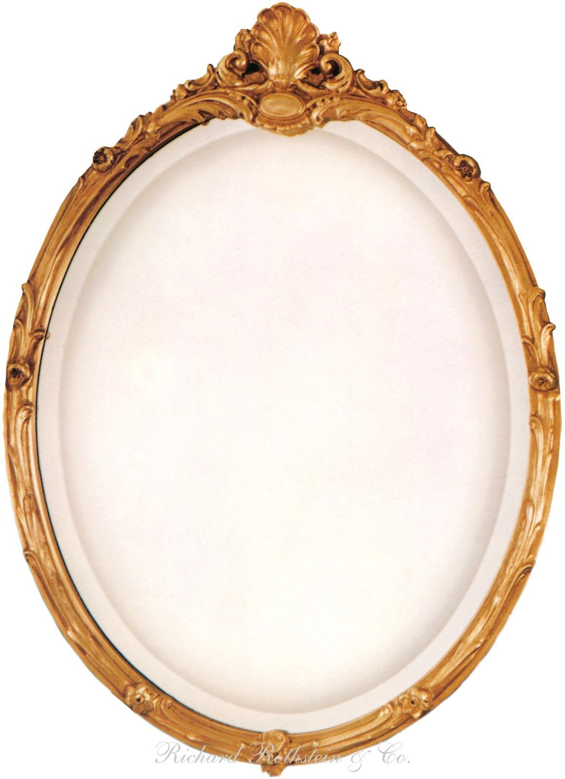Decorative Oval Mirror | Whomestudio | Magazine Online Home Within Gold Oval Mirrors (Image 6 of 20)