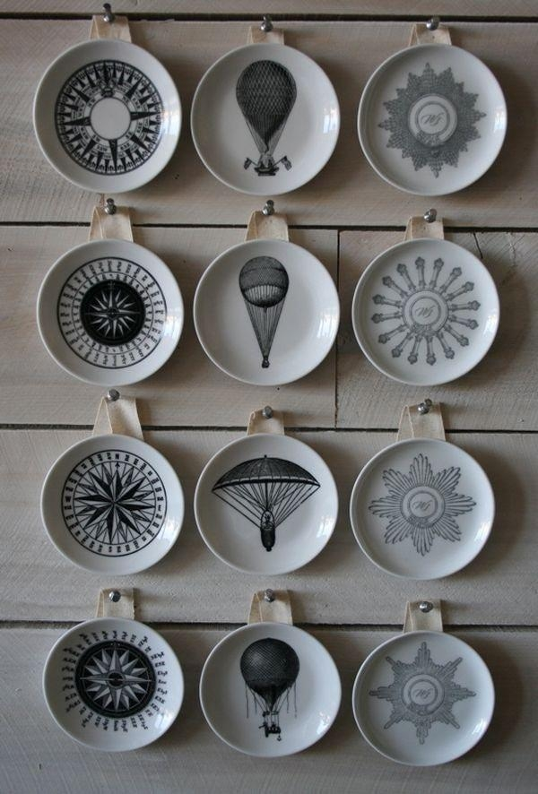 Decorative Plates For Wall Art | Best Decor Things Within Decorative Plates For Wall Art (Image 12 of 20)