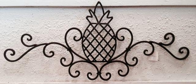 Decorative Wall Decors – Classic Charleston Gifts & Gallery With Pineapple Metal Wall Art (Image 3 of 20)