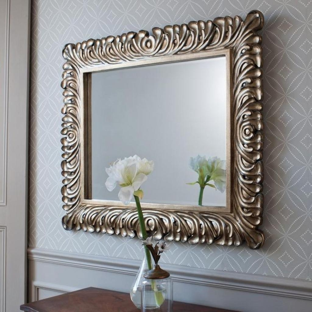 Decorative Wall Mirrors For Bedroom Bedroom Cute Image Of At Style Intended For Decorative Wall Mirrors For Bedroom (View 20 of 20)