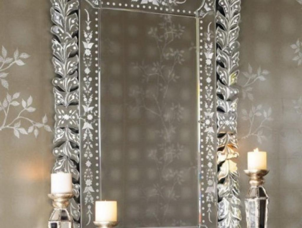 Decorative Wall Mirrors For Bedroom Ideas With Picture Within Decorative Wall Mirrors For Bedroom (View 11 of 20)