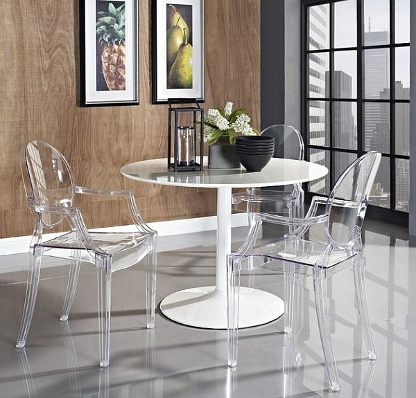 Designer Dining Chairs For A Modern And Stylish Dining Room | Hum In Most Up To Date Stylish Dining Chairs (Image 7 of 20)