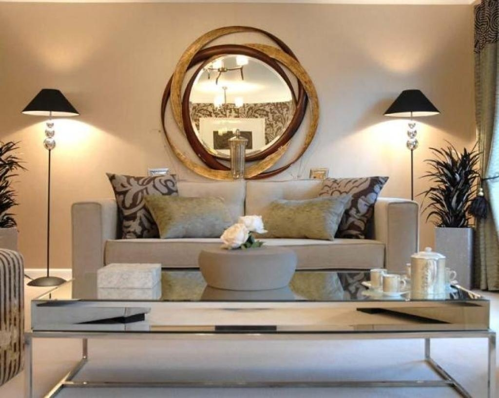 Designer Mirrors For Living Rooms Modern Contemporary Silver With Regard To Mirrors For Living Rooms (View 19 of 20)