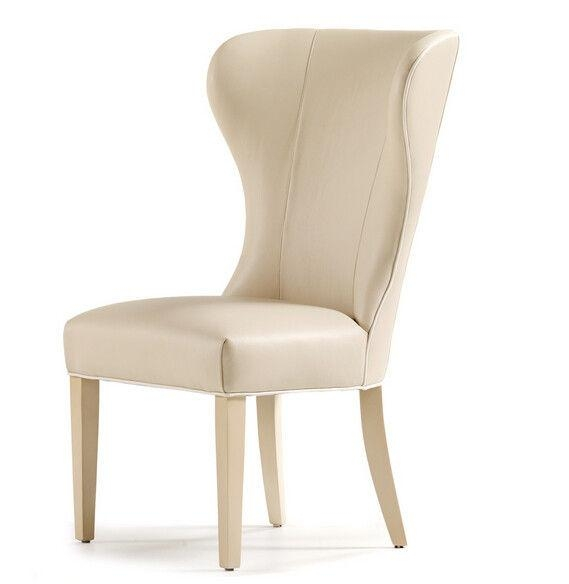Dining Chair Leather Leather Dining Chair Pu Dining Chair High In High Back Leather Dining Chairs (Image 6 of 20)