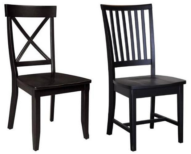 Dining Chairs Black Wood » Gallery Dining With 2017 Black Dining Chairs (View 17 of 20)