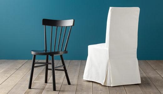 Dining Chairs – Dining Chairs & Upholstered Chairs – Ikea Pertaining To Best And Newest Black Dining Chairs (View 9 of 20)
