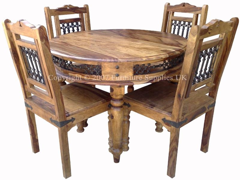 Dining Chairs For Round Table » Gallery Dining For Most Recently Released Sheesham Dining Chairs (View 8 of 20)
