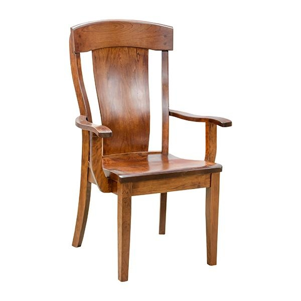 Dining Chairs – Mission Dining Chairs – Oak Dining Chairs – Wood Regarding Most Recently Released Oak Dining Chairs (View 9 of 20)