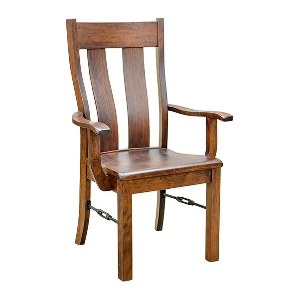 Dining Chairs – Mission Dining Chairs – Oak Dining Chairs – Wood With Most Recent Oak Dining Chairs (View 16 of 20)