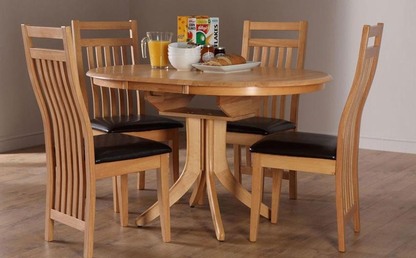 Dining Cool Dining Room Table Oval Dining Table As Round Dining For Most Popular Extendable Dining Room Tables And Chairs (View 11 of 20)