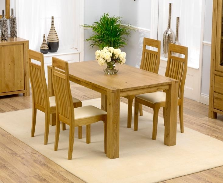 Dining Luxury Ikea Dining Table Drop Leaf Dining Table And Oak Within Current Oak Dining Tables And Chairs (Image 5 of 20)