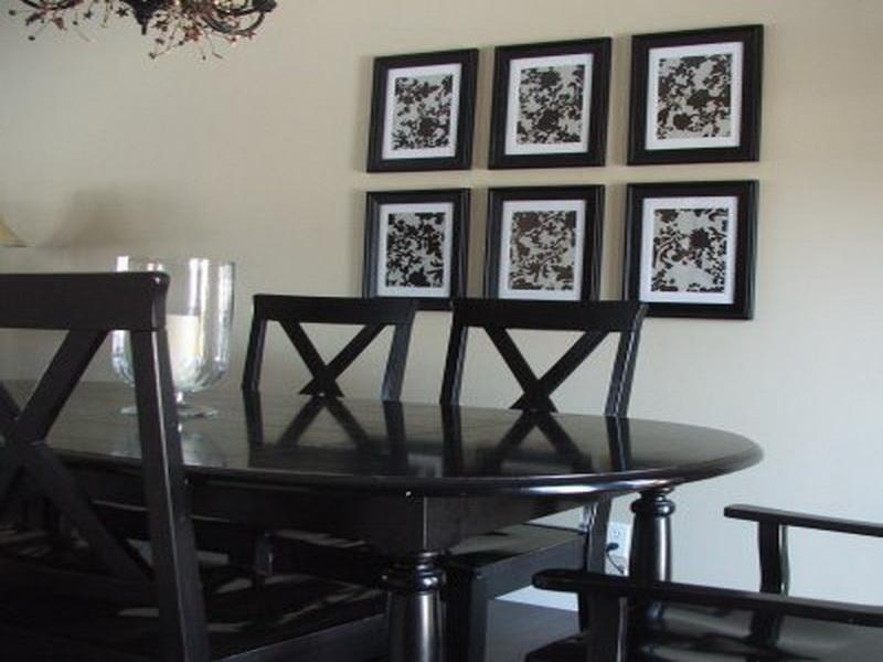 Dining Room Art Ideas » Dining Room Decor Ideas And Showcase Design Throughout Art For Dining Room Walls (Image 10 of 20)
