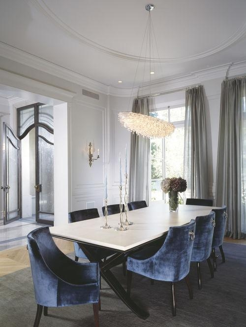 Dining Room Chairs | Houzz Pertaining To Most Recently Released Dining Room Chairs (Image 12 of 20)