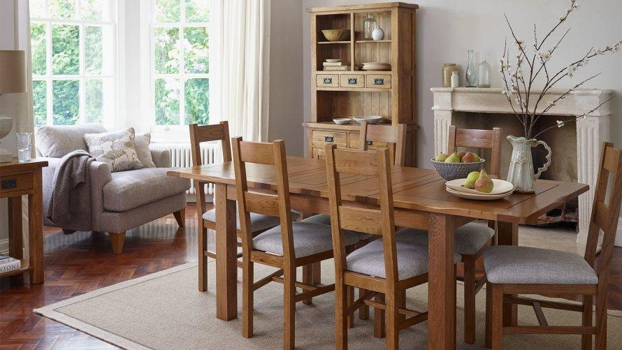 Dining Room Furniture Chairs Alluring Decor Inspiration Dining Intended For Most Popular Light Oak Dining Tables And Chairs (View 19 of 20)