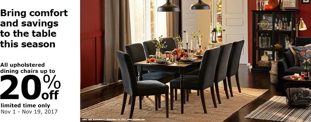 Dining Room Furniture – Ikea With Newest Dining Tables Chairs (Image 12 of 20)