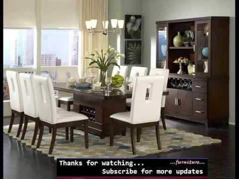 Dining Room Furniture Modern | Modern Dining Table Collection In Recent Modern Dining Room Furniture (Image 11 of 20)