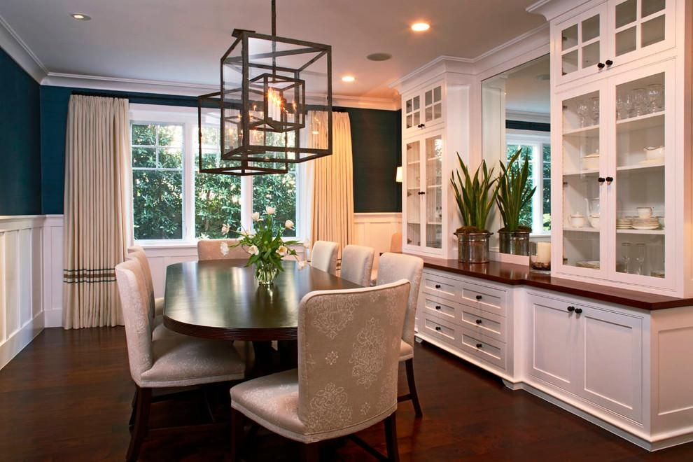 Dining Room Ideas: Simple Dining Room Cabinets Design Ideas Dining Within Latest Dining Room Cabinets (Image 13 of 20)