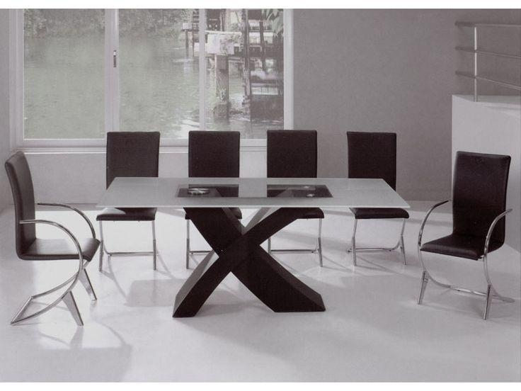 Dining Room: Outstanding Diner Tables And Chairs Retro Diner Intended For Most Popular Square Black Glass Dining Tables (Image 8 of 20)