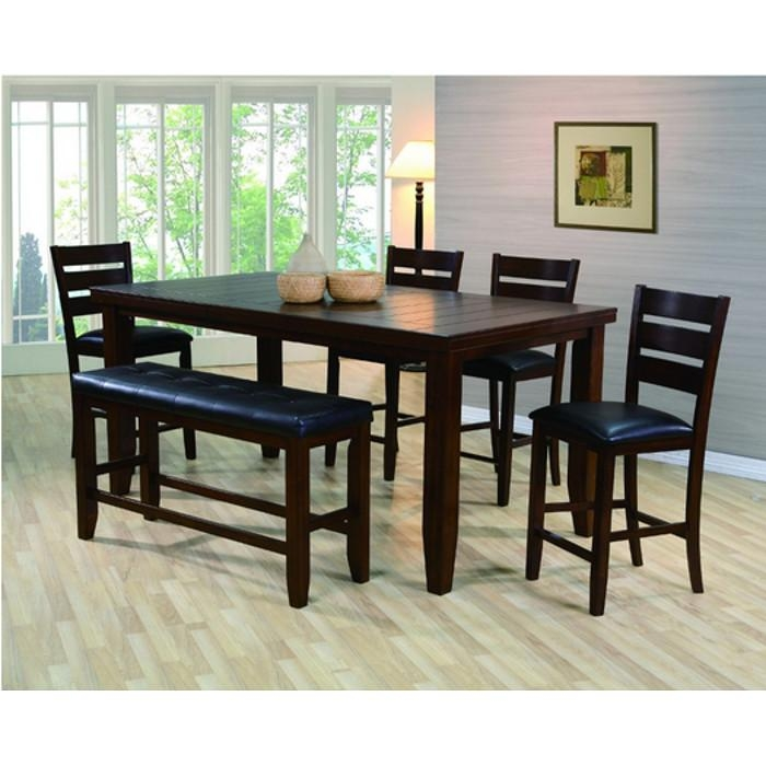 Dining Room Sets, Tables & Chairs : Dining Room Furniture Sets Regarding Dining Tables And Chairs Sets (Image 6 of 20)