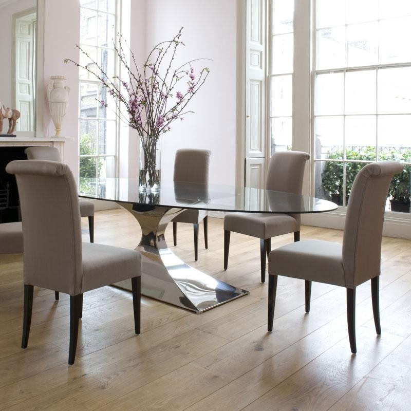 Dining Room Sets With Fabric Chairs With Nifty Coaster Dining Room Regarding Most Up To Date Dining Tables And Fabric Chairs (Image 11 of 20)