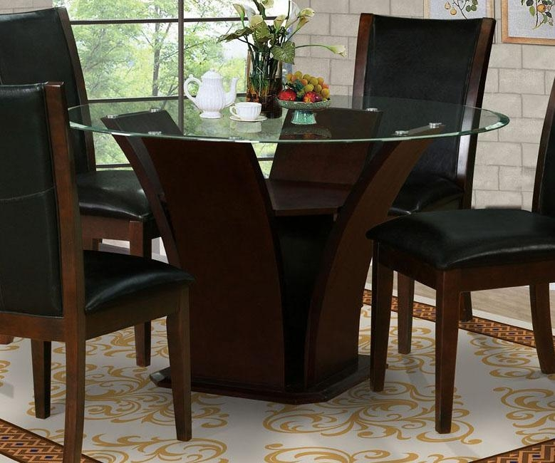 Dining Room Tables Beautiful Dining Room Table Sets Black Dining For Best And Newest Small Dark Wood Dining Tables (Image 13 of 20)