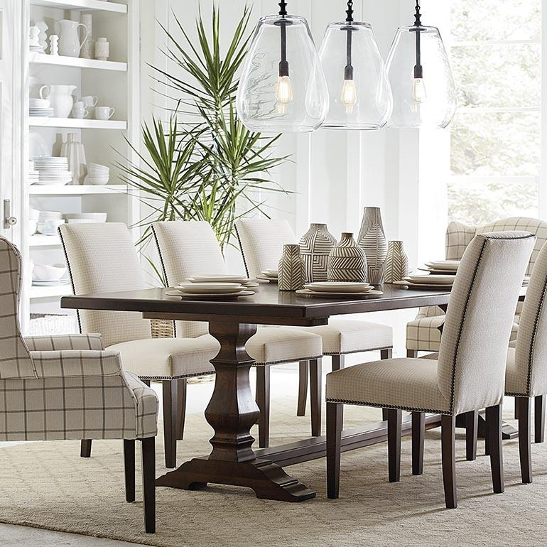 Dining Room Tables | Dining Room Furniture | Bassett Furniture Inside Most Up To Date Next White Dining Tables (View 16 of 20)