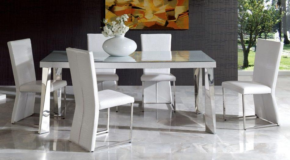 Dining Rooms: Ergonomic Alcora Dining Chairs Photo (Image 18 of 20)