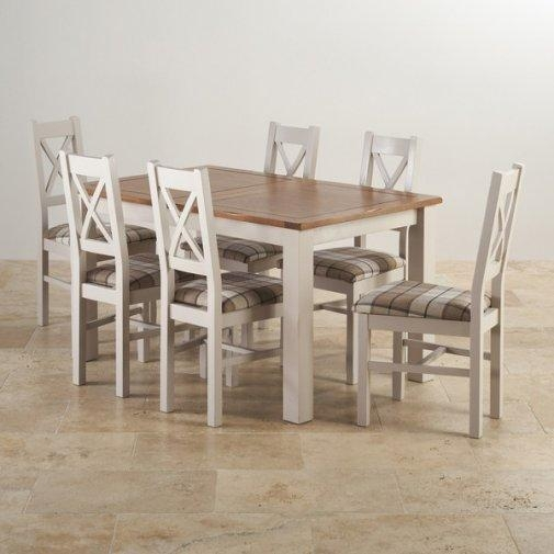 Dining Sets | Free Delivery | Oak Furniture Land With Regard To Most Recently Released Oak Furniture Dining Sets (Image 11 of 20)