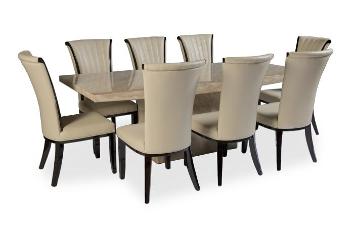Dining Table 8 Chairs | Innards Interior For Latest Dining Tables With 8 Chairs (View 20 of 20)