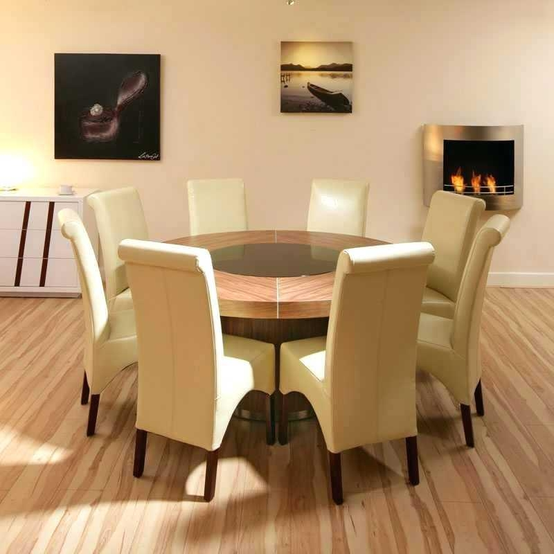 Dining Table And 8 Chairs – Mitventures (Image 9 of 20)
