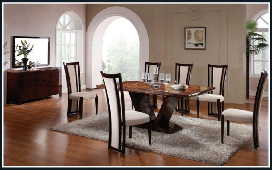 Dining Table And Chair Set Great Inspiration To Remodel Home With With Dining Tables And Chairs Sets (Image 7 of 20)