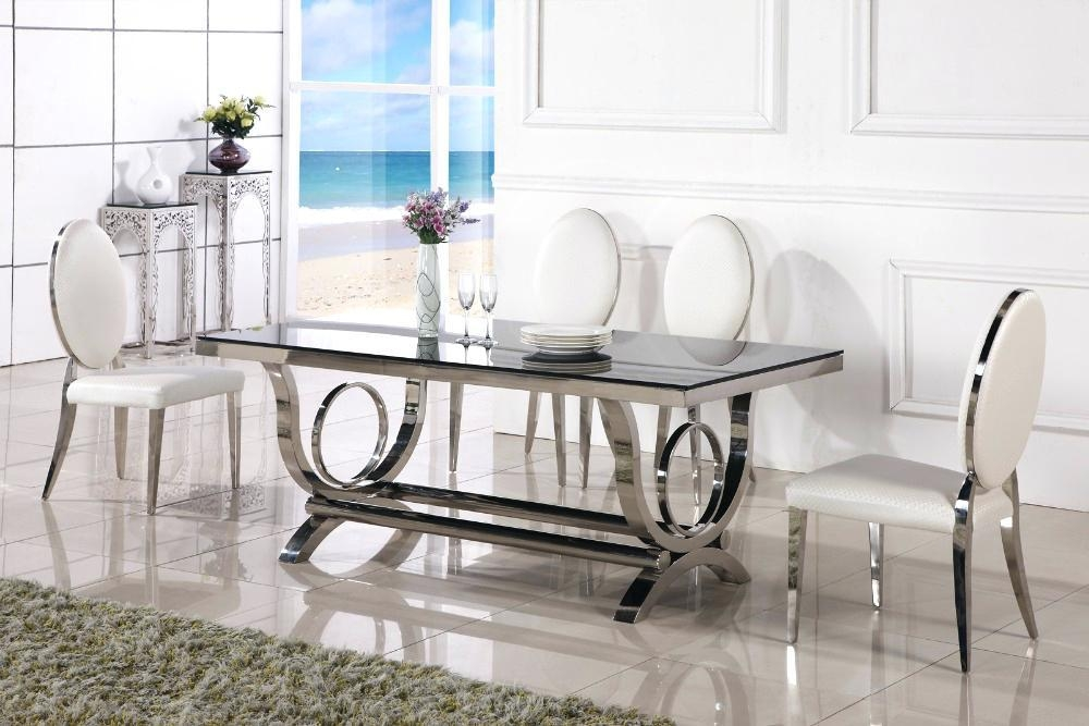 Dining Table And Chairs For 8 – Zagons (Image 12 of 20)