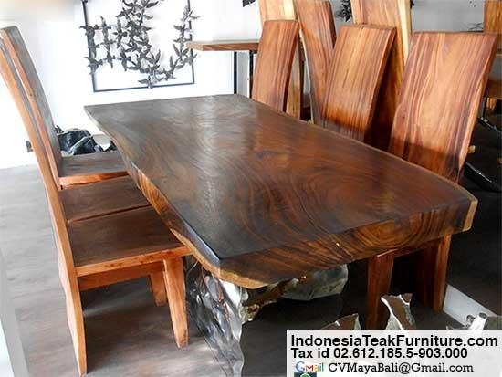 Dining Table – Bali Crafts Regarding Current Balinese Dining Tables (Image 12 of 20)