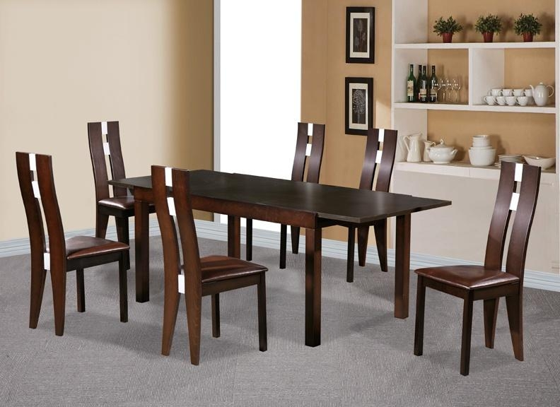 Dining Table & Chair Sets | Required Goods Uk Pertaining To Most Current Walnut Dining Tables And 6 Chairs (Image 9 of 20)