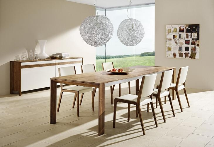 Dining Table, Contemporary Dining Room Table | Pythonet Home Furniture Throughout Modern Dining Sets (Image 9 of 20)