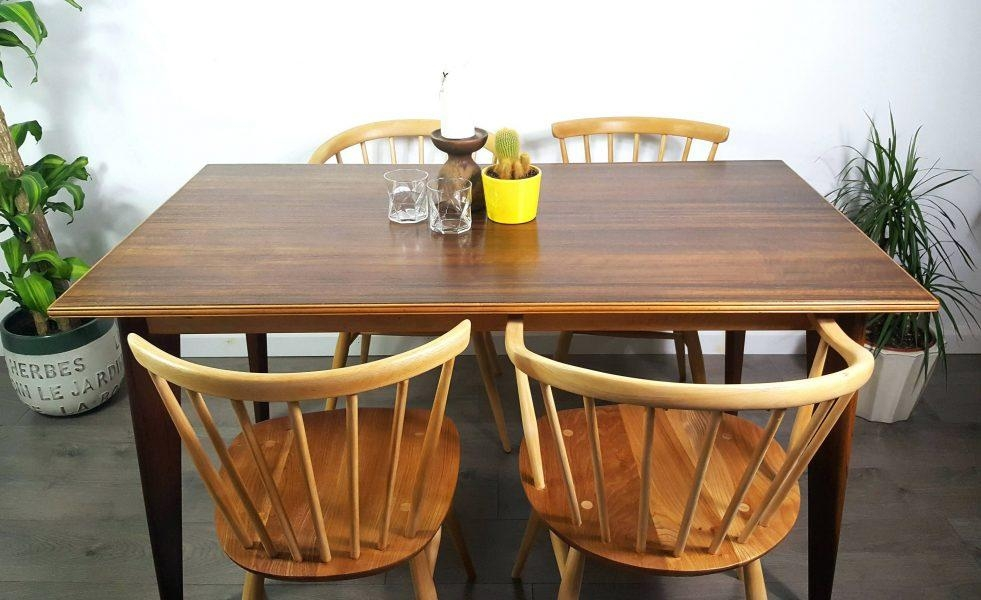 Dining Table : Full Size Of Dining Tablessmall Dinette Sets For 4 Throughout 2018 Glasgow Dining Sets (Image 7 of 20)