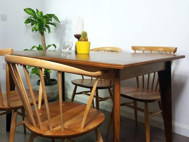 Dining Table : Full Size Of Dining Tablessmall Dinette Sets For 4 Throughout Most Recently Released Glasgow Dining Sets (Image 8 of 20)