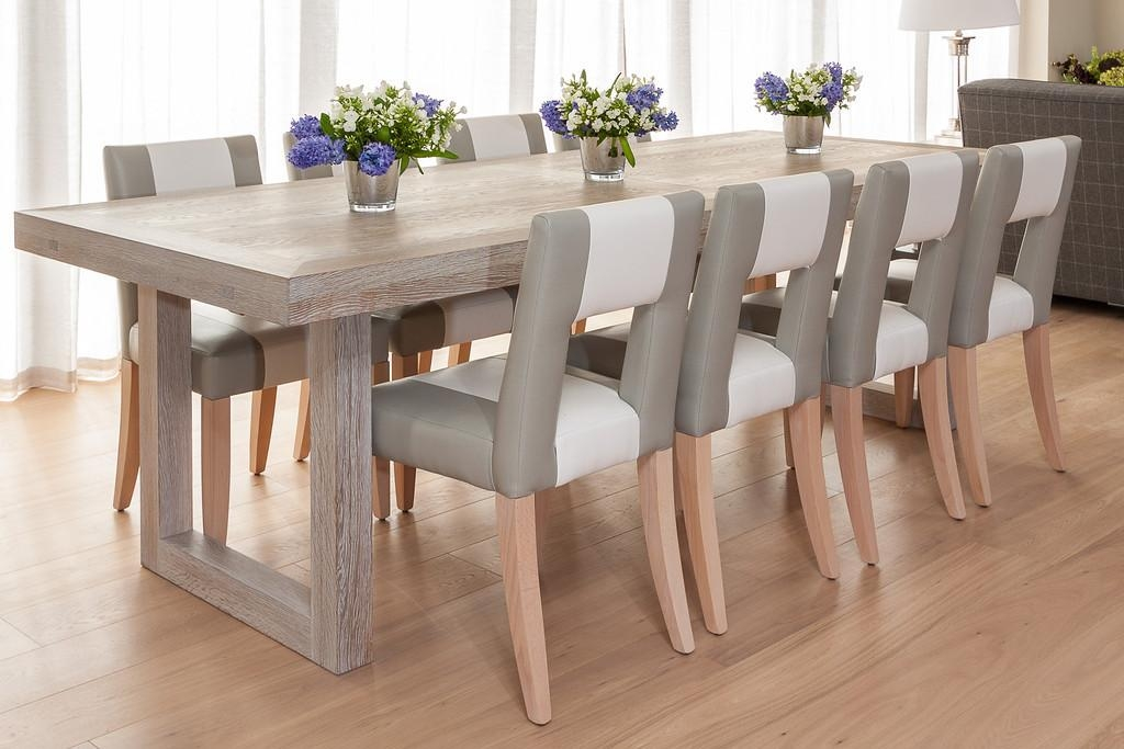 Dining Table Furniture: Contemporary Dining Table With Bench Within Recent Logan Dining Tables (Image 10 of 20)