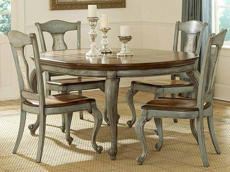 Dining Table, Painted Dining Tables | Pythonet Home Furniture For Recent Painted Dining Tables (Image 14 of 20)