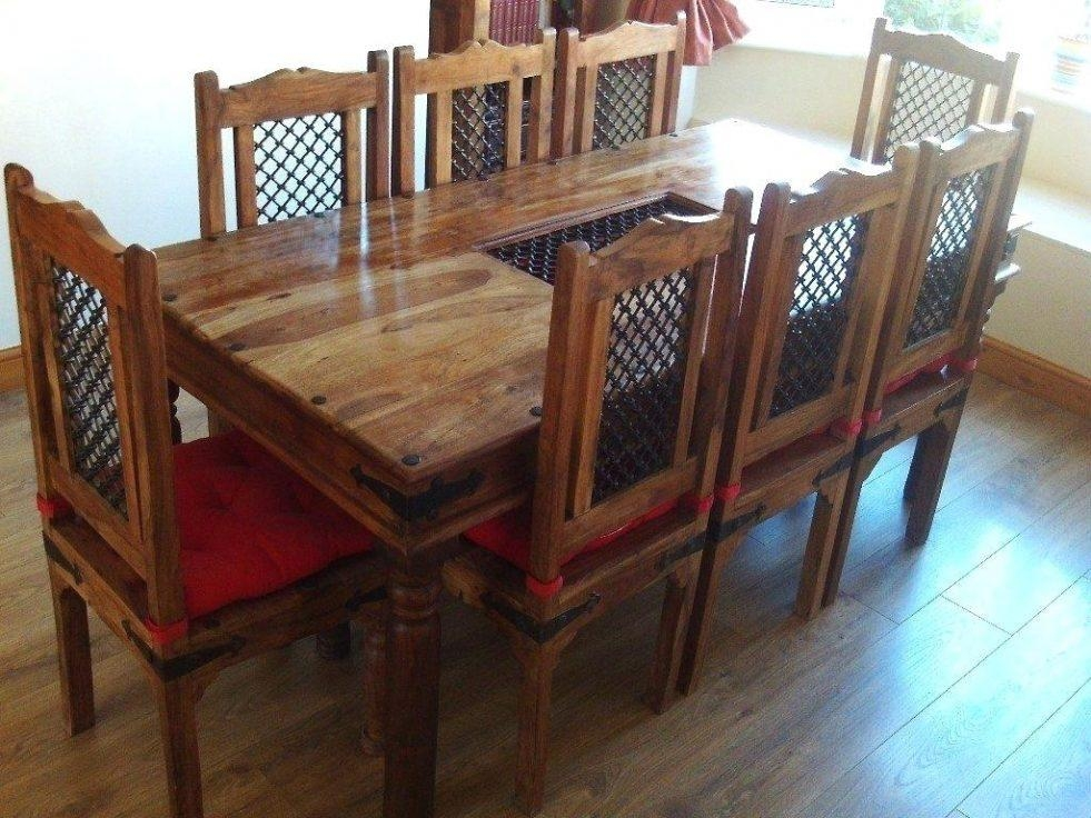 Dining Table : Zuwei Sheesham Dining Tableurban Ladder For Newest Sheesham Dining Tables 8 Chairs (Image 3 of 20)