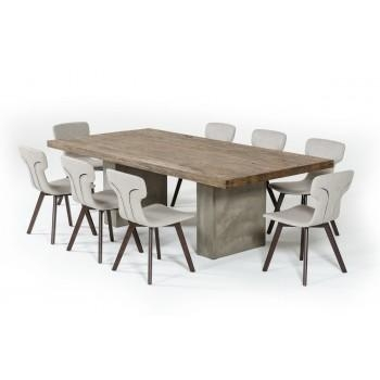 Dining Tables And Chairs – Buy Any Modern & Contemporary Dining With Modern Dining Room Sets (Image 12 of 20)