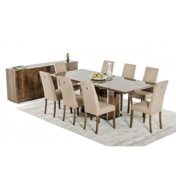Dining Tables And Chairs – Buy Any Modern & Contemporary Dining With Modern Dining Room Sets (Image 11 of 20)